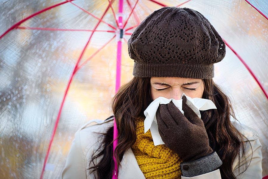 ไวรัสไข้หวัดใหญ่ฤดูฝน